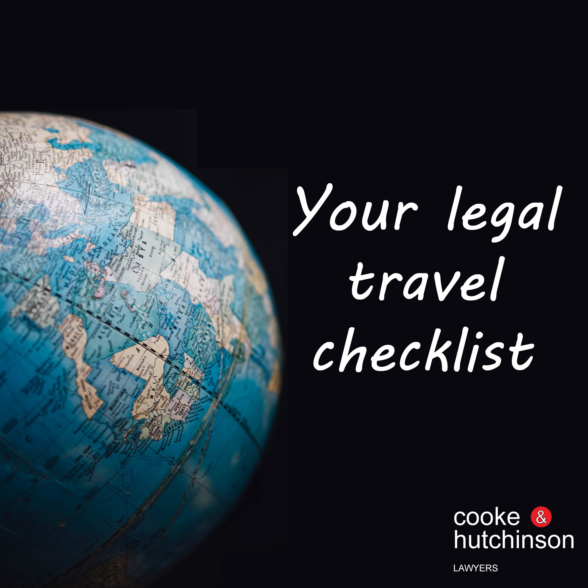 legal travel check list social image